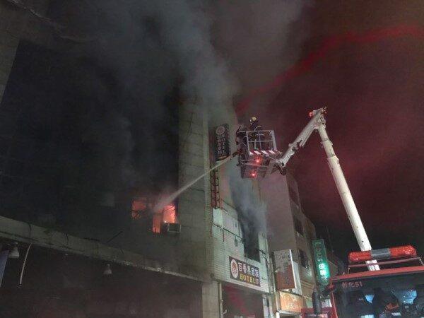 彰化乔友大楼火警4死20伤 死者生前影片曝光