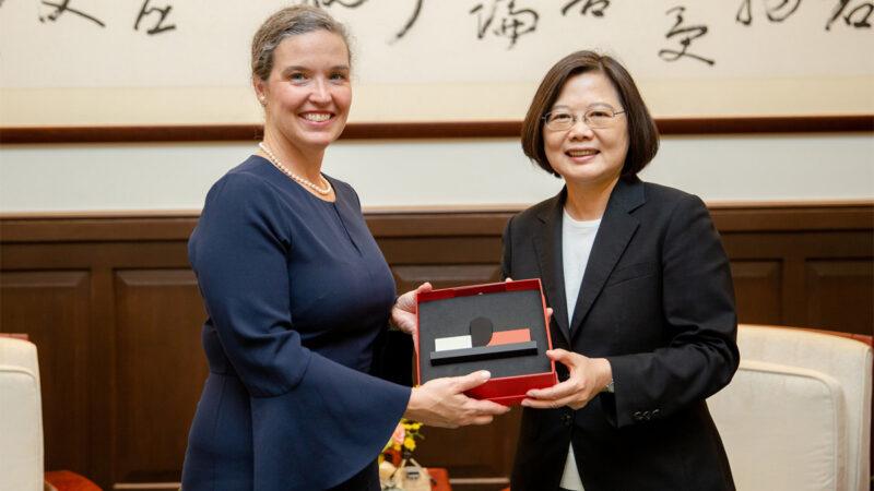 美国任命新驻台最高代表 驻北京大使仍空缺