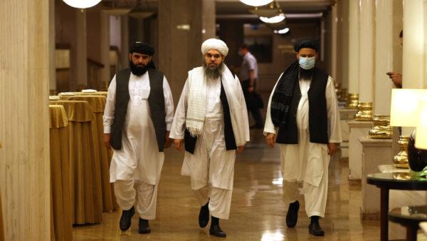 陈维健:塔利班逼近新疆中共引狼入室