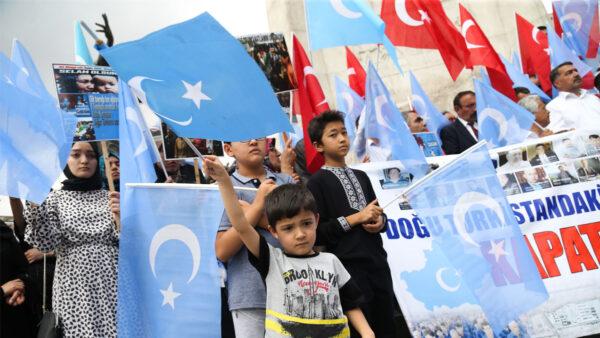 加拿大穆斯林发起2周徒步抗议 控中共侵犯人权