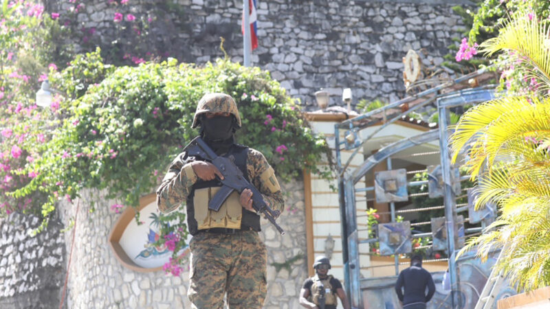 海地总统被暗杀 生前多次拒绝与中共交好