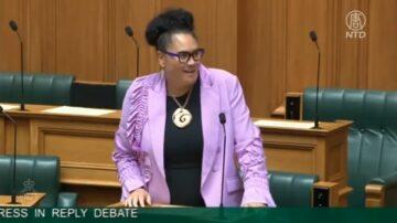 【禁闻】新西兰工党议员批评中共活摘人体器官