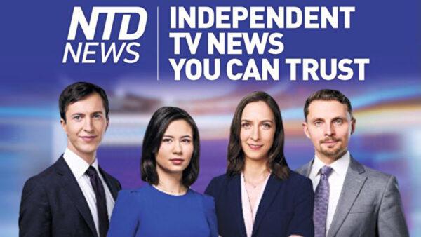新唐人英文频道落地纽约和洛杉矶有线电视