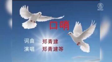 纪念李文亮吹哨 洛华人自创歌曲《口哨》