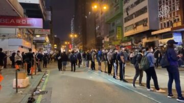 香港理大最后撤离者获庇护 曝在港经历