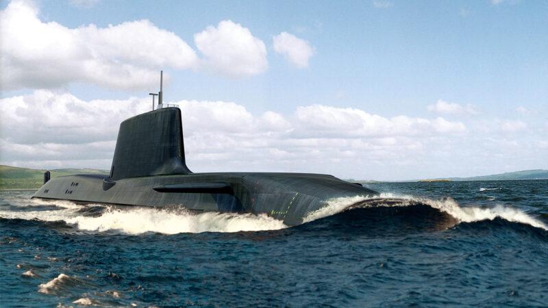 潜望镜已过时 美英最新潜艇配光电桅杆