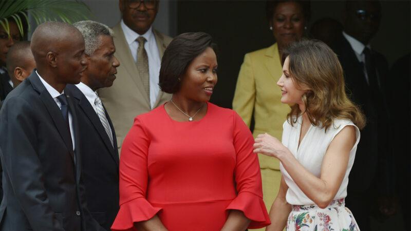 第一夫人急速返國 海地政治前景撲朔迷離