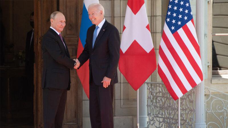 美俄举行军备会谈 双方表示满意