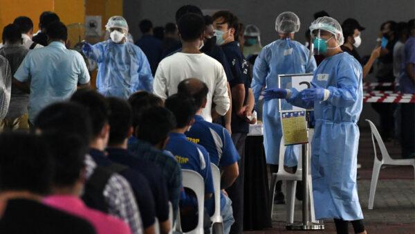接種中國疫苗不算數 新加坡官方數據不予計算