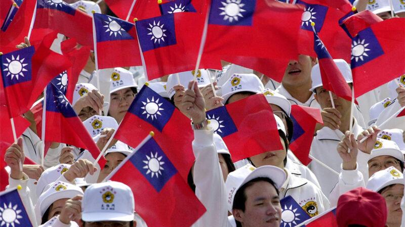 白宮刪帶中華民國國旗的推文 台灣有力回應