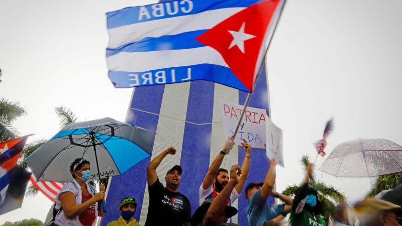 拜登解除对委内瑞拉天然气制裁 古巴共产极权或受益