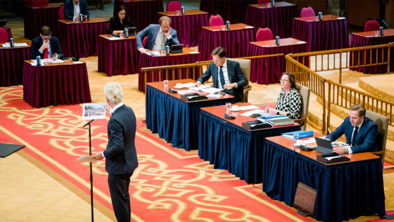 荷兰阿纳姆市议会投票通过 与武汉断绝友好关系