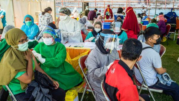科兴疫苗无阻疫情上升 印尼染疫死亡数两天翻一番