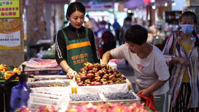 中国经济复苏正在放缓 全球或面临通缩威胁