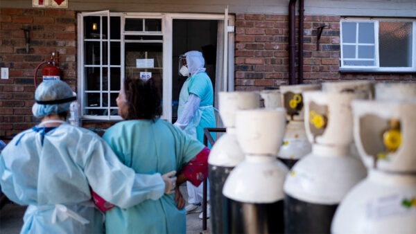 洪博學:武漢病毒打垮全球共產黨 中共自顧不暇