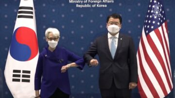 美副國務卿訪韓 聚焦朝鮮無核化談判