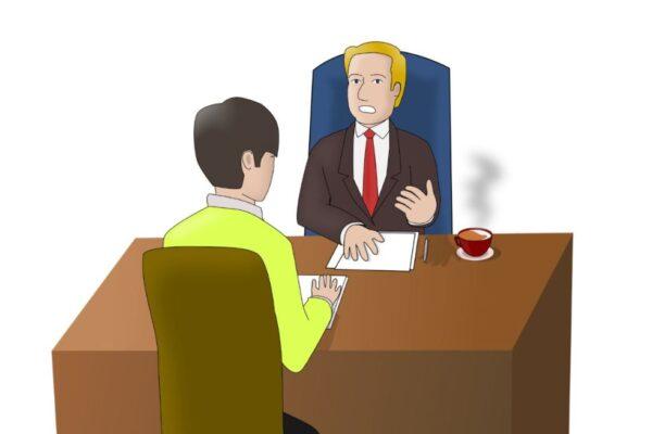 第一印象很重要  CEO:面试有7个忌讳