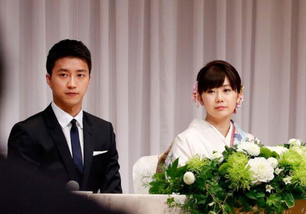 福原愛江宏傑宣告離婚後「首度發聲」