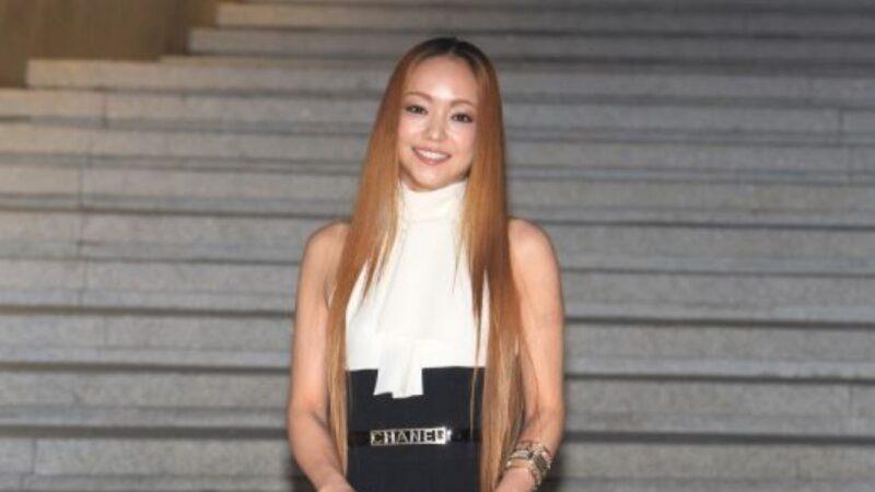 安室奈美惠引退3年 「這一事」獲政府褒章