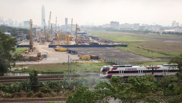 中国铁路公司与大马18亿美元项目 宣告失败