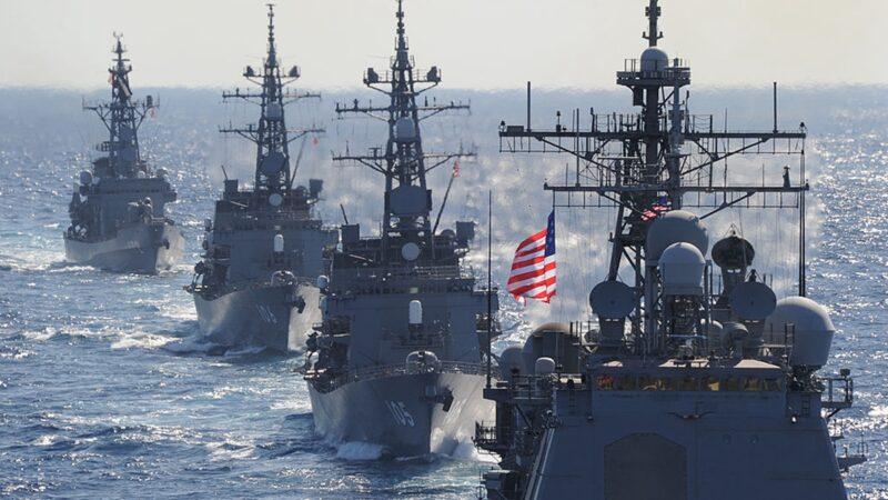 英媒:美日一直秘密備戰 應對中共武力攻台