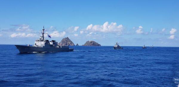 韩反海盗驱逐舰68人确诊 国防部将派机接回