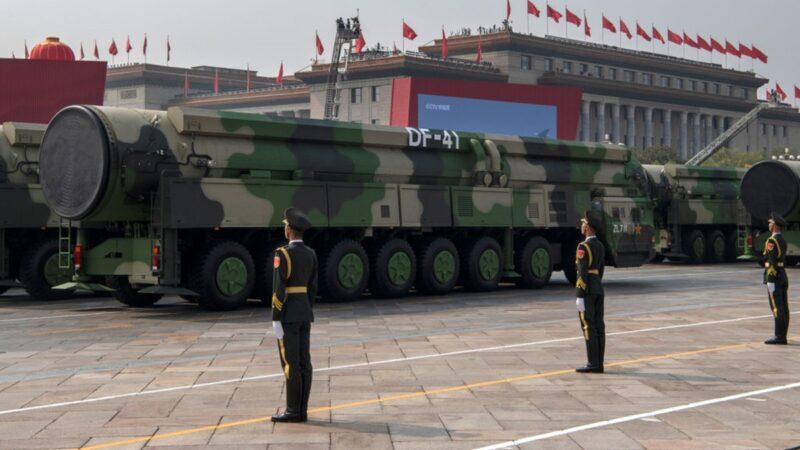 中共军事技术难超世界一流 关键原因曝光