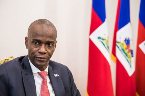 海地总统遇暗杀身亡 第一夫人遭枪伤