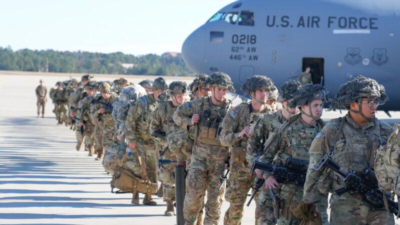 改變中東戰略 美軍或結束伊拉克作戰任務