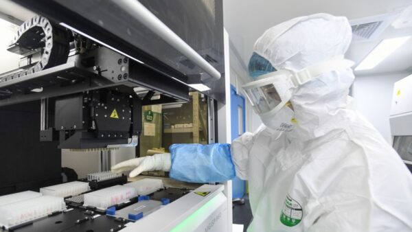 【名家专栏】制止中共大规模窃取基因数据