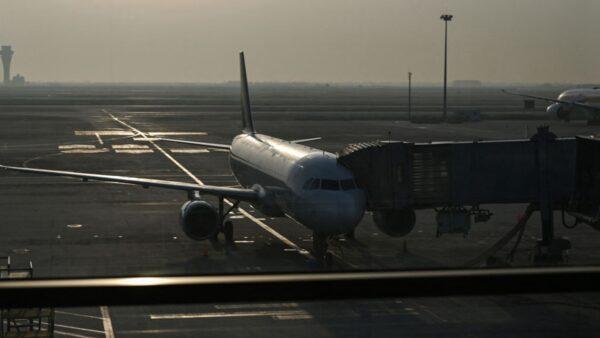 颱風「烟花」來襲 上海、杭州、寧波2,870次航班取消