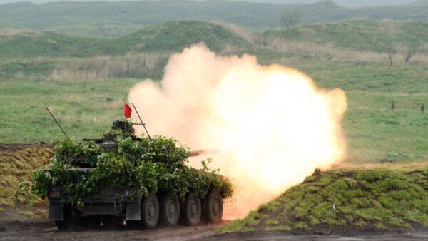 日本自卫队10万人将军演 日媒:防中共武力犯台