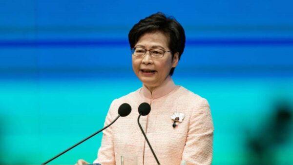 林鄭稱若沒國安法無法控制疫情 網友強力反彈
