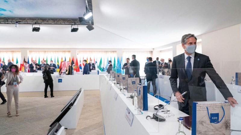 楊威:G20外長會議再現中共外交窘境