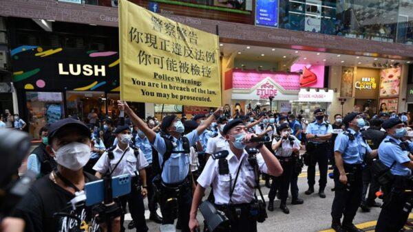 【名家專欄】無懼前方黑暗 保衛香港自由