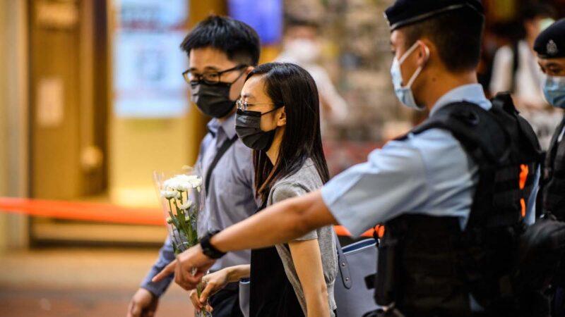 """香港刺警男获网封""""烈士"""" 维他奶悼念遭大陆抵制"""