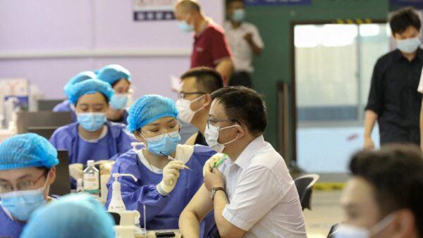 """地方政府逼打疫苗惹民怨 北京二次宣告""""不强制"""""""