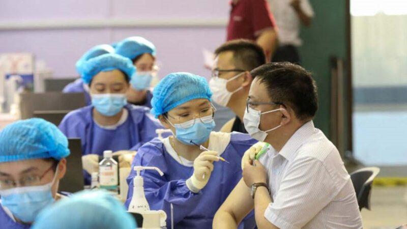 江浙多地政府強制接種疫苗 不打不准進公共場所
