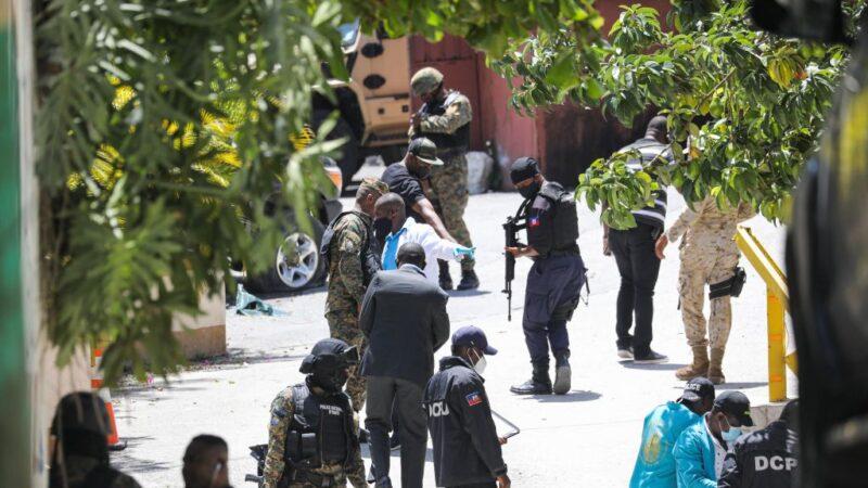 暗殺海地總統槍手畫面曝光 警擊斃4傭兵另逮2人