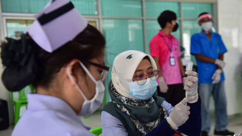泰国600多医护打中国疫苗后仍染疫 卫生部:换疫苗