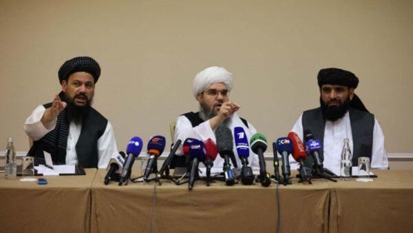 塔利班稱中共是朋友 網評:恐怖組織是一家