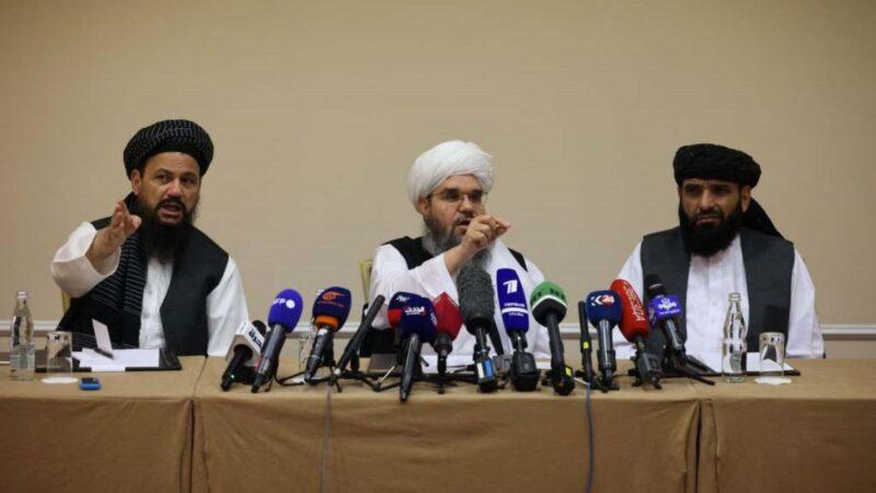 塔利班称中共是朋友 网评:恐怖组织是一家