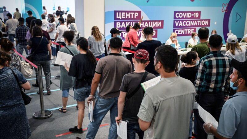 俄罗斯染疫人数遽增 10日通报752人病逝