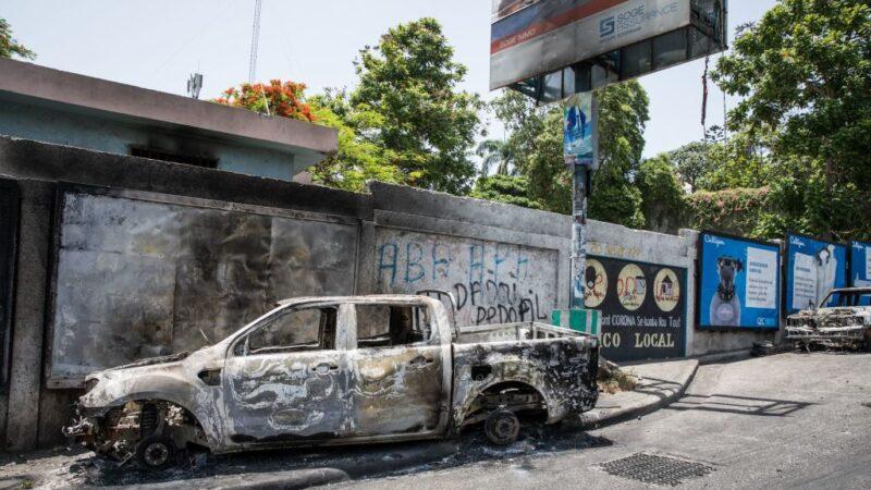 海地總統遇刺案 衛隊司令及前高級警官被捕
