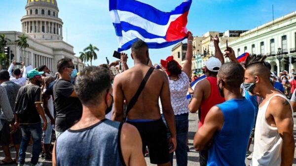陈维健:古巴人民起义共产政权已到头