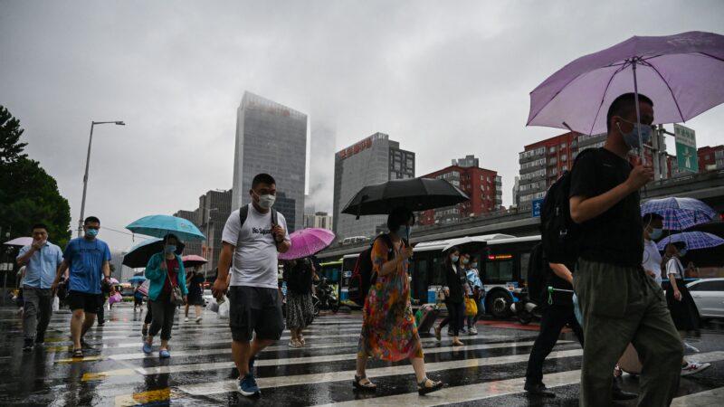 北京汛期雨量較往年多9成 密雲水庫水量創新高