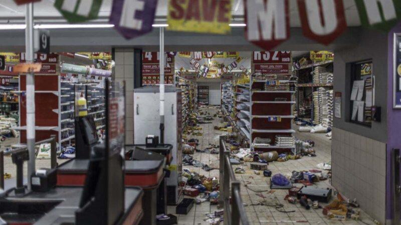 南非騷亂華商成搶掠目標 學者指禍源在中共政府