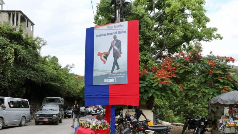 海地領導人糾紛 臨時總理同意下台20日移交政權