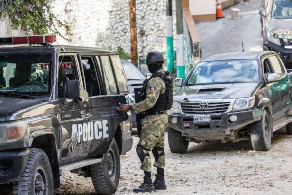 海地總統遺孀將返國參加喪禮 涉暗殺主謀漸浮出(組圖)