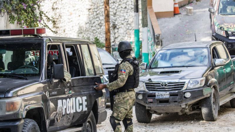 海地总统遗孀将返国参加丧礼 涉暗杀主谋渐浮出(组图)